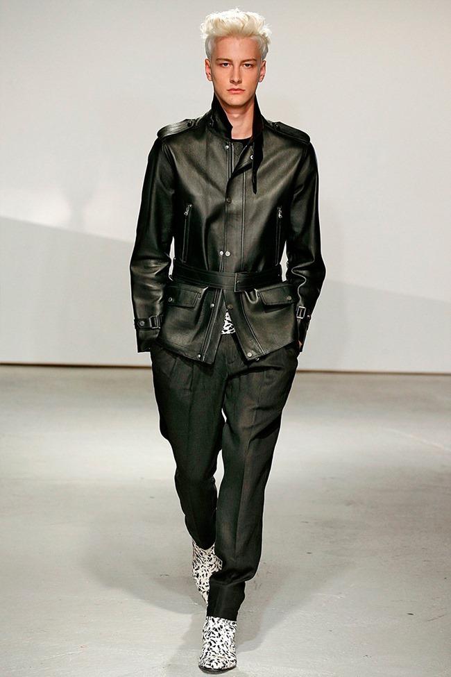 LONDON COLLECTIONS MEN Kent & Curwen Spring 2015. www.imageamplified.com, Image Amplified (9)