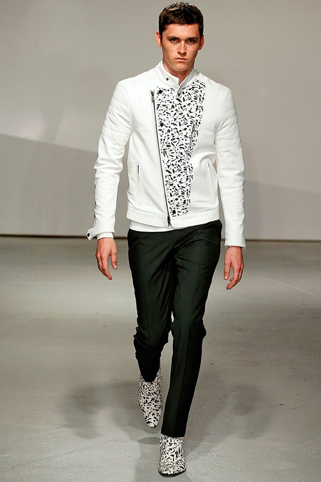 LONDON COLLECTIONS MEN Kent & Curwen Spring 2015. www.imageamplified.com, Image Amplified (13)