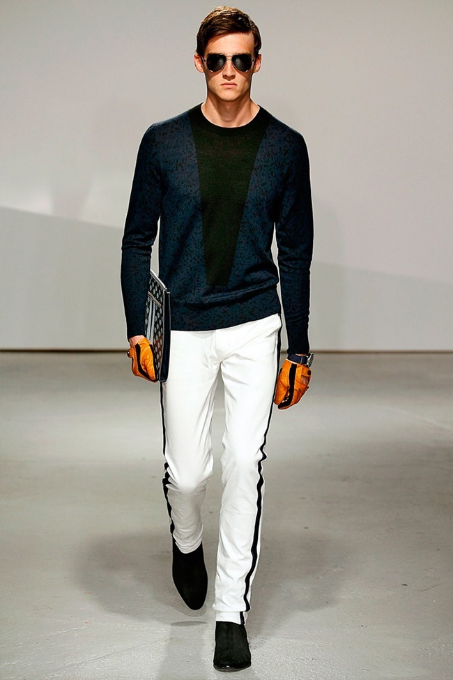 LONDON COLLECTIONS MEN Kent & Curwen Spring 2015. www.imageamplified.com, Image Amplified (19)