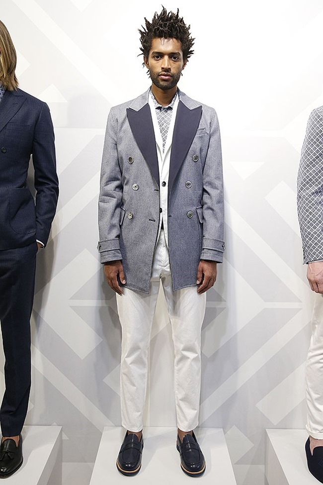 LONDON COLLECTIONS MEN Hardy Amies Spring 2015. www.imageamplified.com, Image Amplified (5)
