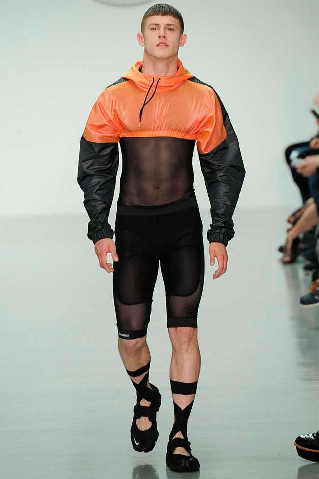LONDON COLLECTIONS MEN Astrid Andersen Spring 2015. www.imageamplified.com, Image Amplified (4)