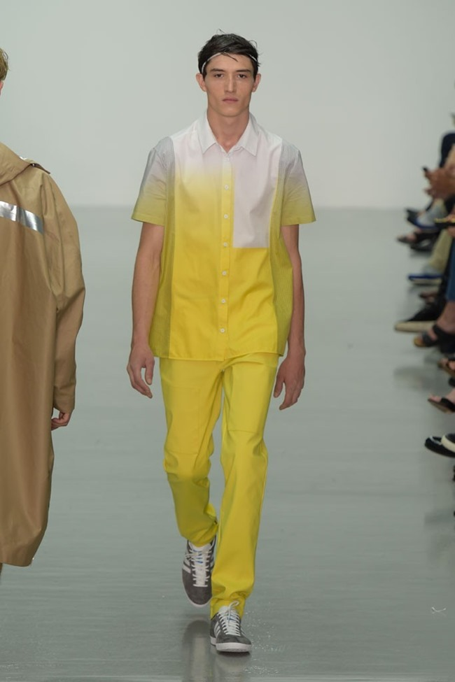 LONDON COLLECTIONS MEN Richard Nicoll Spring 2015. www.imageamplified.com, Image Amplified (4)