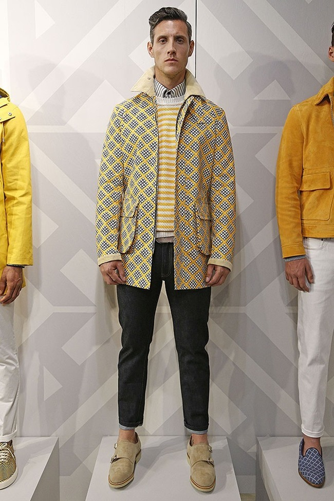LONDON COLLECTIONS MEN Hardy Amies Spring 2015. www.imageamplified.com, Image Amplified (12)
