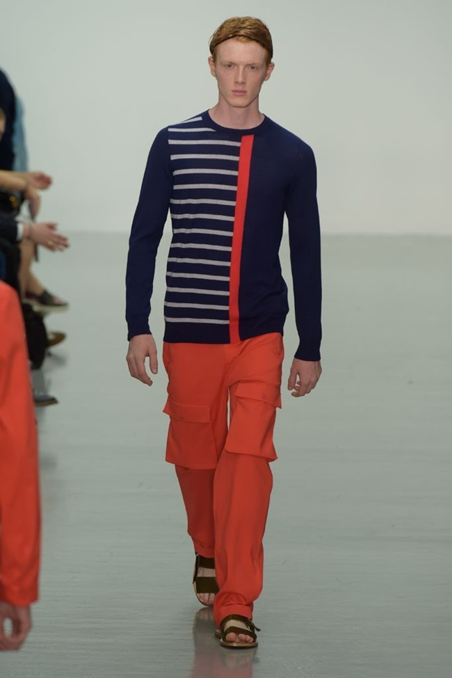 LONDON COLLECTIONS MEN Richard Nicoll Spring 2015. www.imageamplified.com, Image Amplified (13)