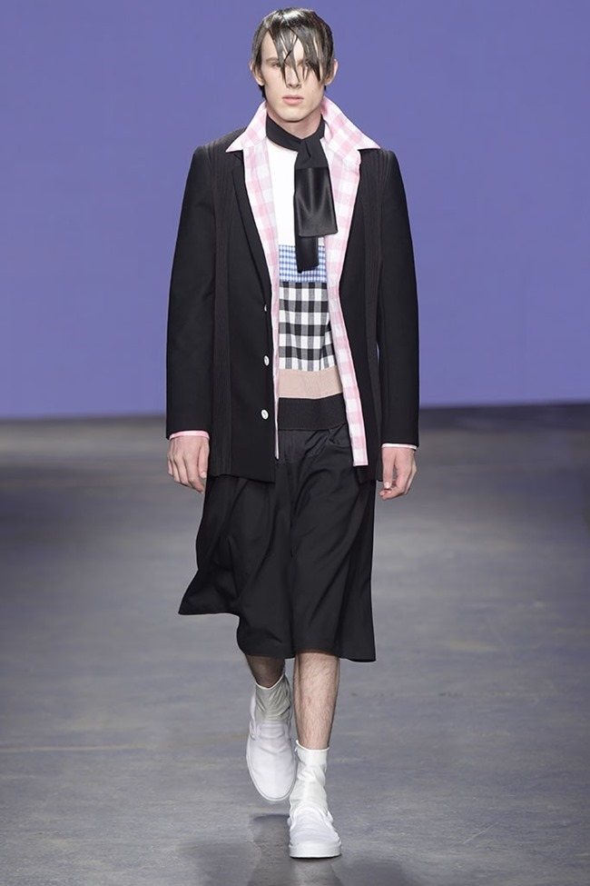 LONDON COLLECTIONS MEN MAN Spring 2015. www.imageamplified.com, Image Amplified (36)