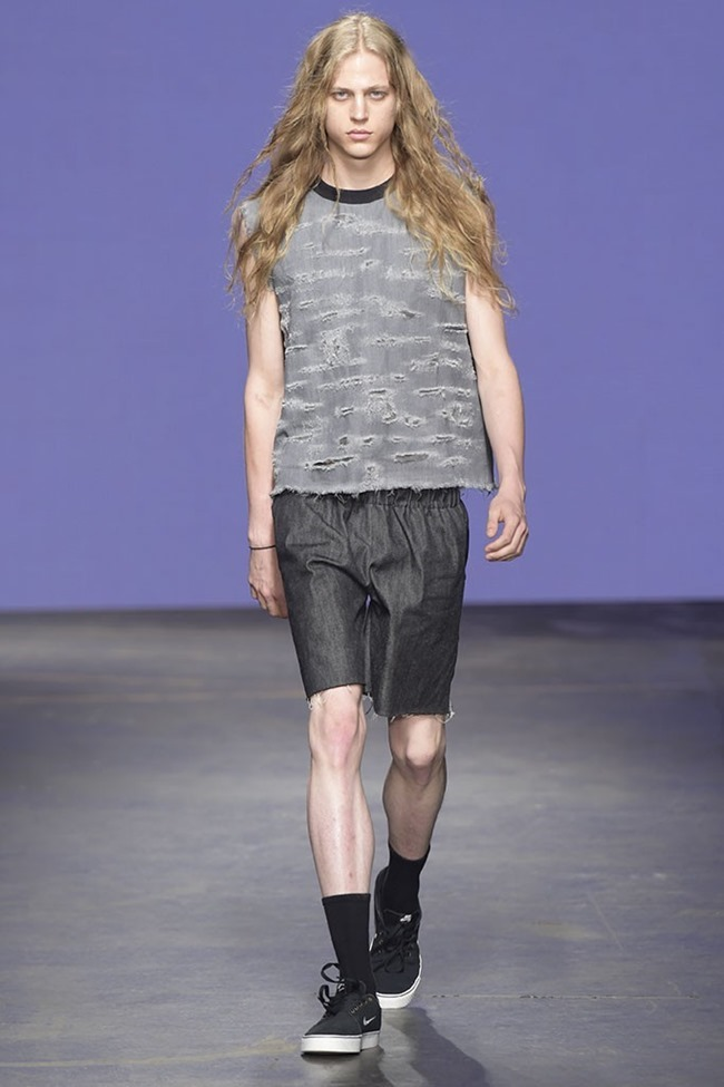 LONDON COLLECTIONS MEN MAN Spring 2015. www.imageamplified.com, Image Amplified (6)