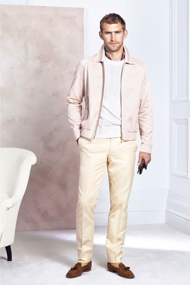 COLLECTION Will Chalker & Anton Worman for Dunhill Spring 2015. www.imageamplified.com, Image Amplified (12)