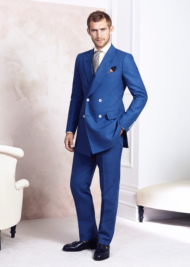 COLLECTION Will Chalker & Anton Worman for Dunhill Spring 2015. www.imageamplified.com, Image Amplified (16)