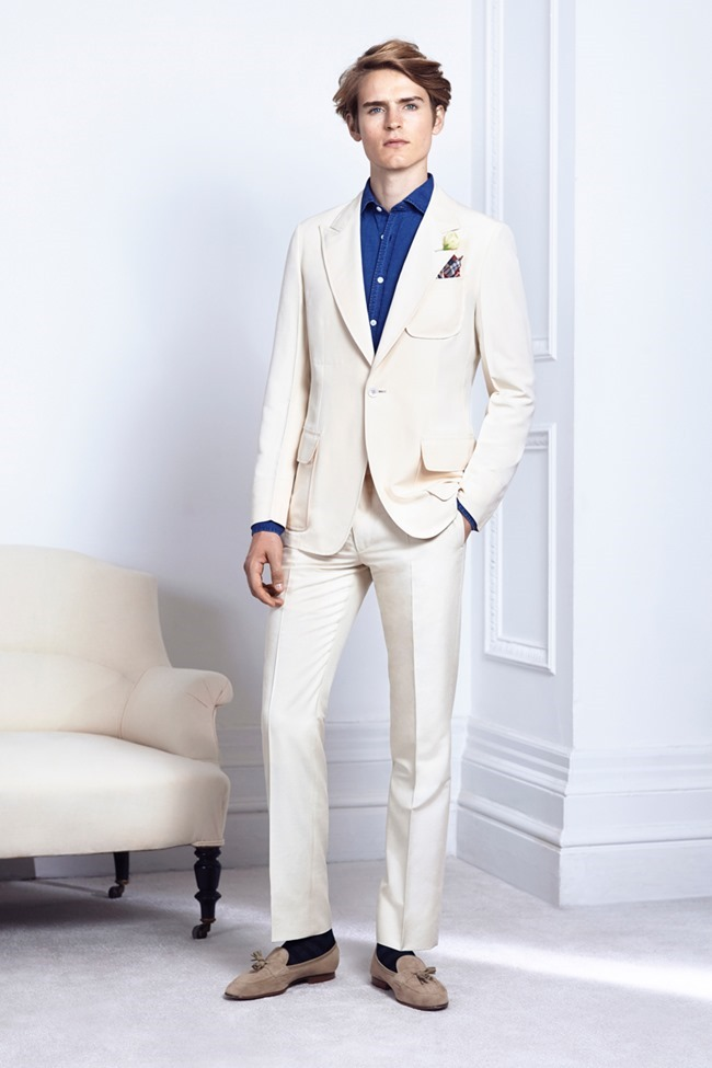 COLLECTION Will Chalker & Anton Worman for Dunhill Spring 2015. www.imageamplified.com, Image Amplified (25)