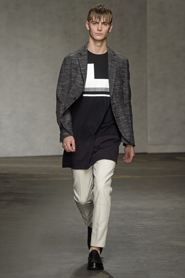 LONDON COLLECTIONS MEN Casely-Hayford Spring 2015. www.imageamplified.com, Image Amplified (1)