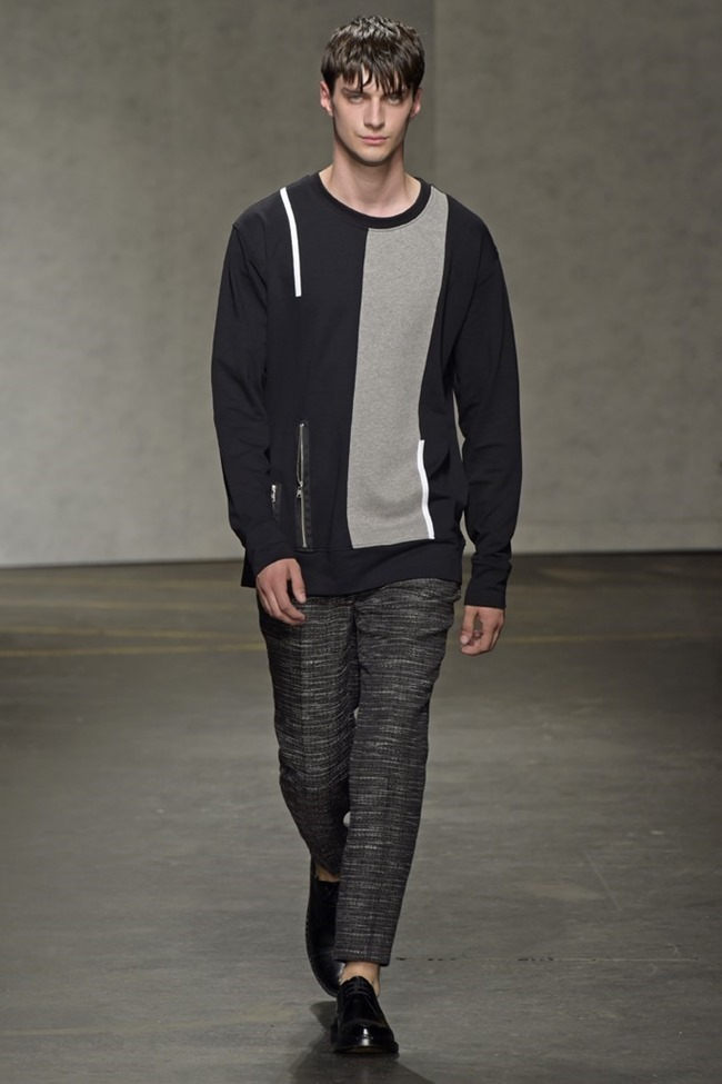 LONDON COLLECTIONS MEN Casely-Hayford Spring 2015. www.imageamplified.com, Image Amplified (2)