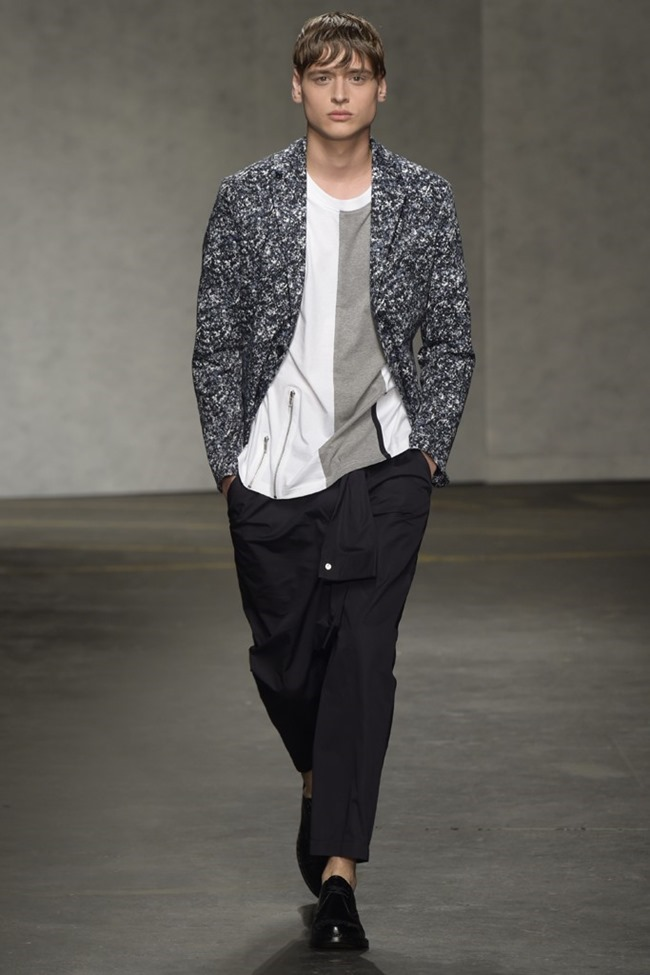 LONDON COLLECTIONS MEN Casely-Hayford Spring 2015. www.imageamplified.com, Image Amplified (3)