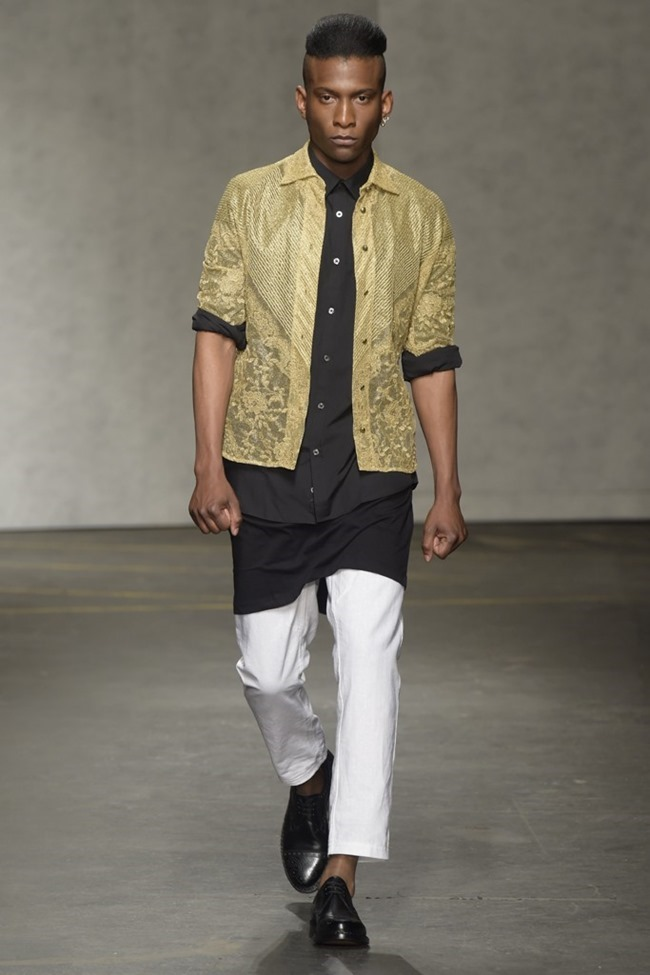 LONDON COLLECTIONS MEN Casely-Hayford Spring 2015. www.imageamplified.com, Image Amp lified (18)