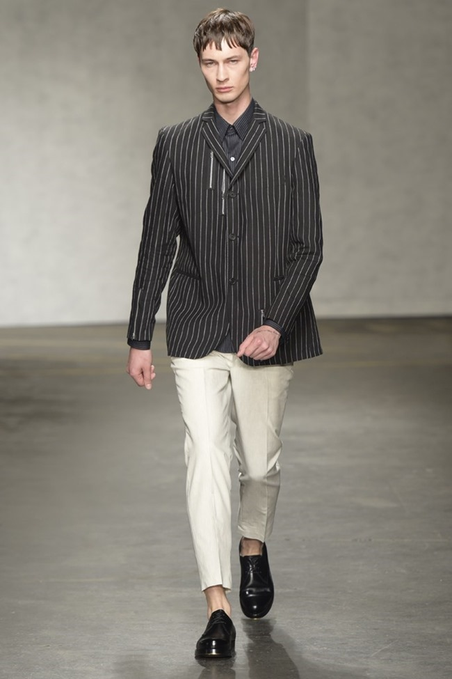 LONDON COLLECTIONS MEN Casely-Hayford Spring 2015. www.imageamplified.com, Image Amplified (20)
