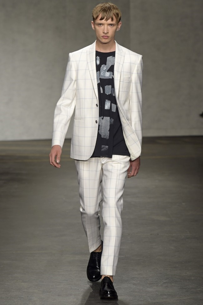 LONDON COLLECTIONS MEN Casely-Hayford Spring 2015. www.imageamplified.com, Image Amplified (30)