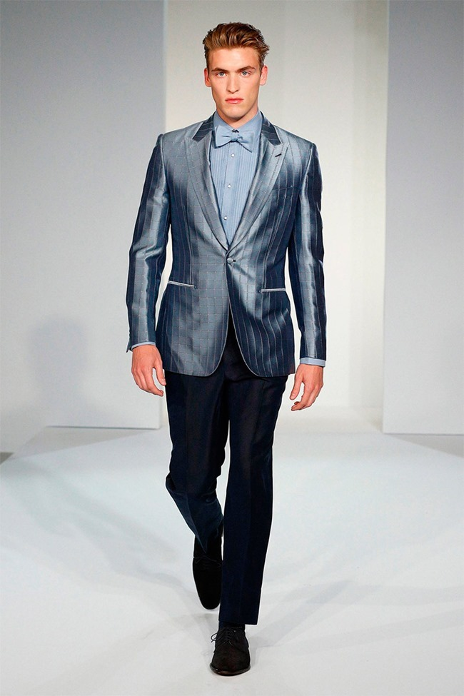 LONDON COLLECTIONS MEN Gieves & Hawkes Spring 2015. www.imageamplified.com, Image Amplified (8)