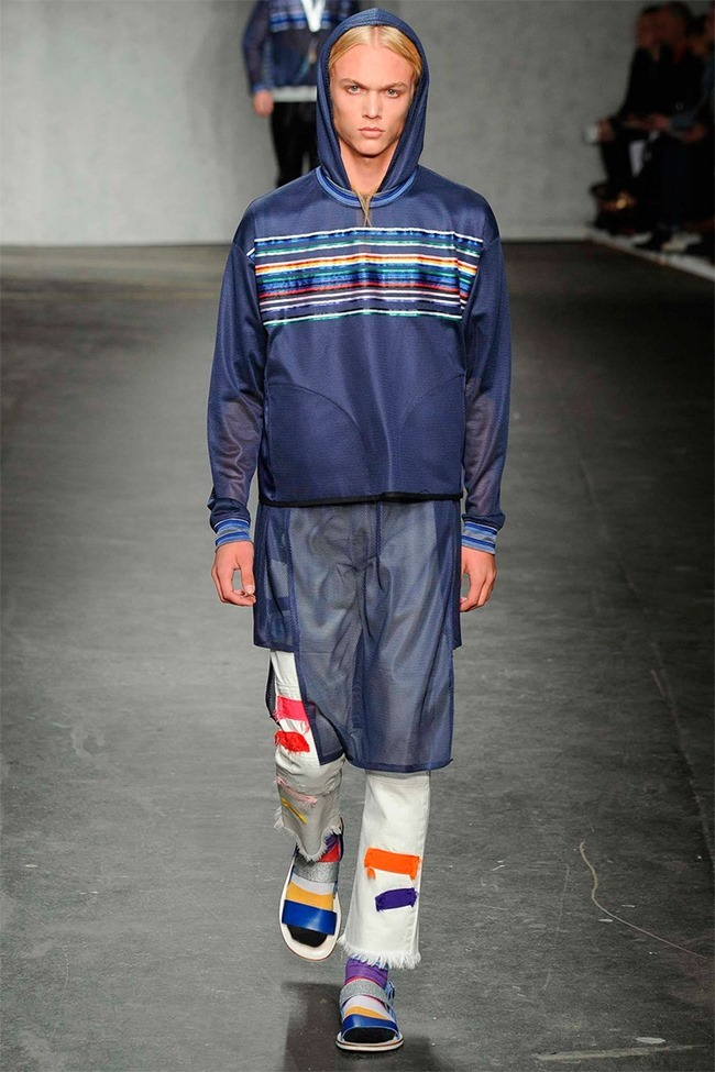 LONDON COLLECTIONS MEN James Long Spring 2015. www.imageamplified.com, Image Amplified (24)