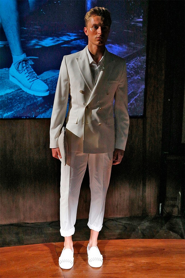 LONDON COLLECTIONS MEN Jimmy Choo Spring 2015. www.imageamplified.com, Image Amplified (22)