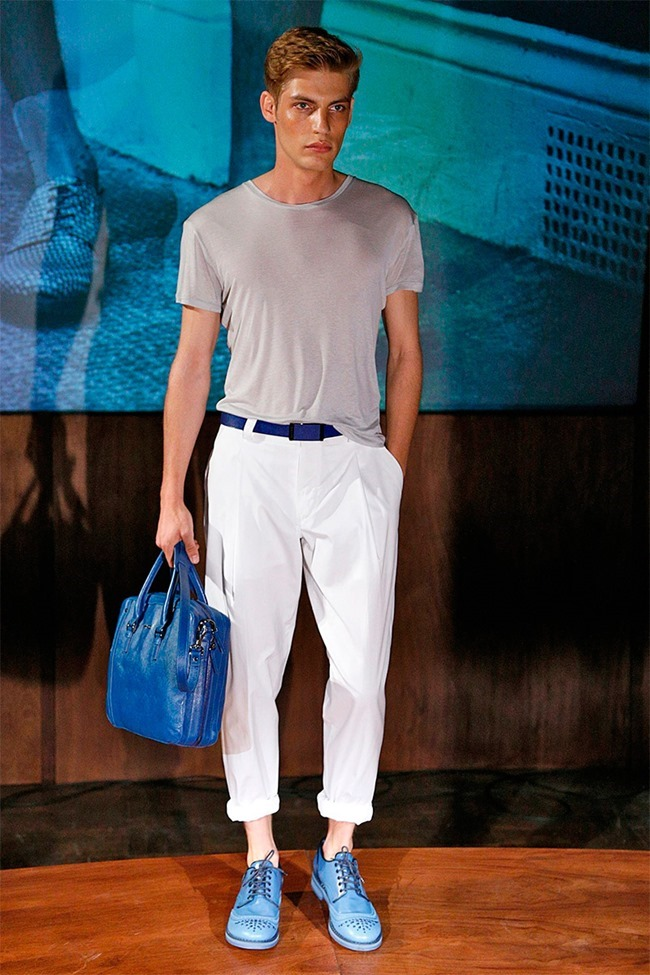 LONDON COLLECTIONS MEN Jimmy Choo Spring 2015. www.imageamplified.com, Image Amplified (28)