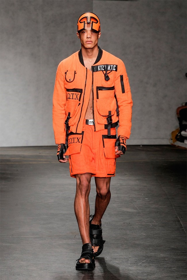 LONDON COLLECTIONS MEN KTZ Spring 2015. www.imageamplified.com, Image Amplified (20)