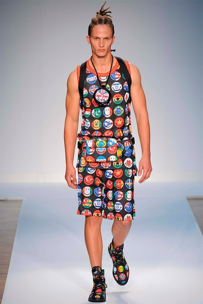 LONDON COLLECTIONS MEN Moschino Spring 2015. www.imageamplified.com, Image Amplified (40)