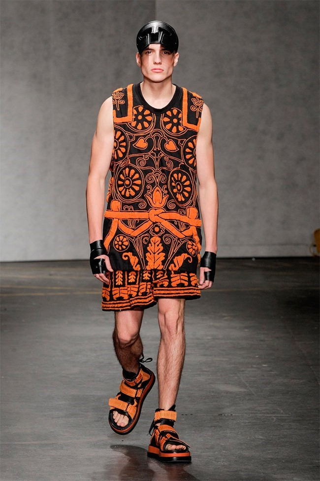 LONDON COLLECTIONS MEN KTZ Spring 2015. www.imageamplified.com, Image Amplified (23)