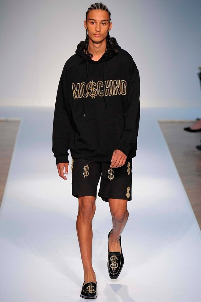 LONDON COLLECTIONS MEN Moschino Spring 2015. www.imageamplified.com, Image Amplified (6)