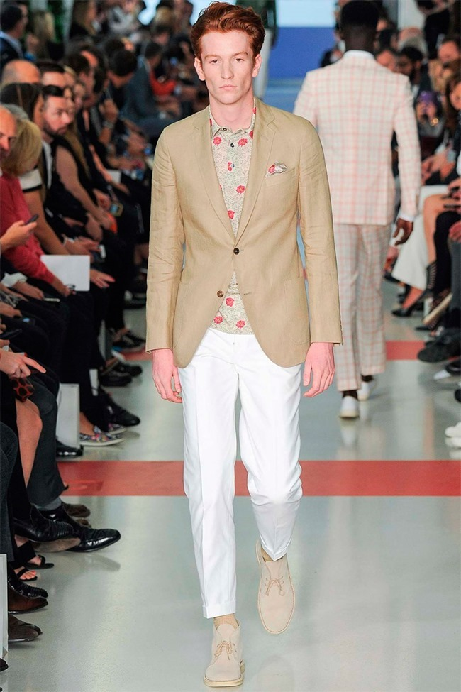 LONDON COLLECTIONS MEN Richard James Spring 2015. www.imageamplified.com, Image Amplified (3)