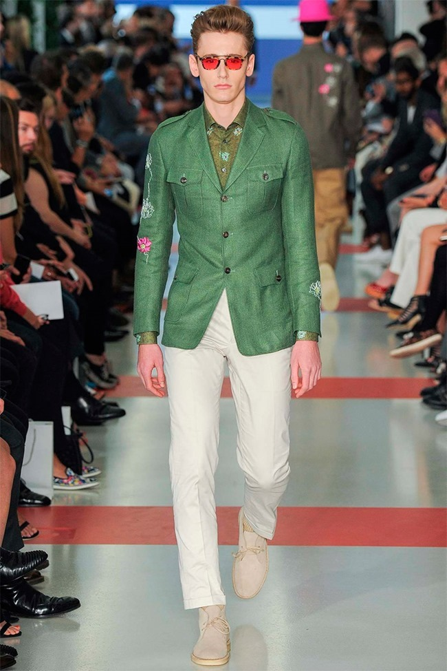 LONDON COLLECTIONS MEN Richard James Spring 2015. www.imageamplified.com, Image Amplified (8)