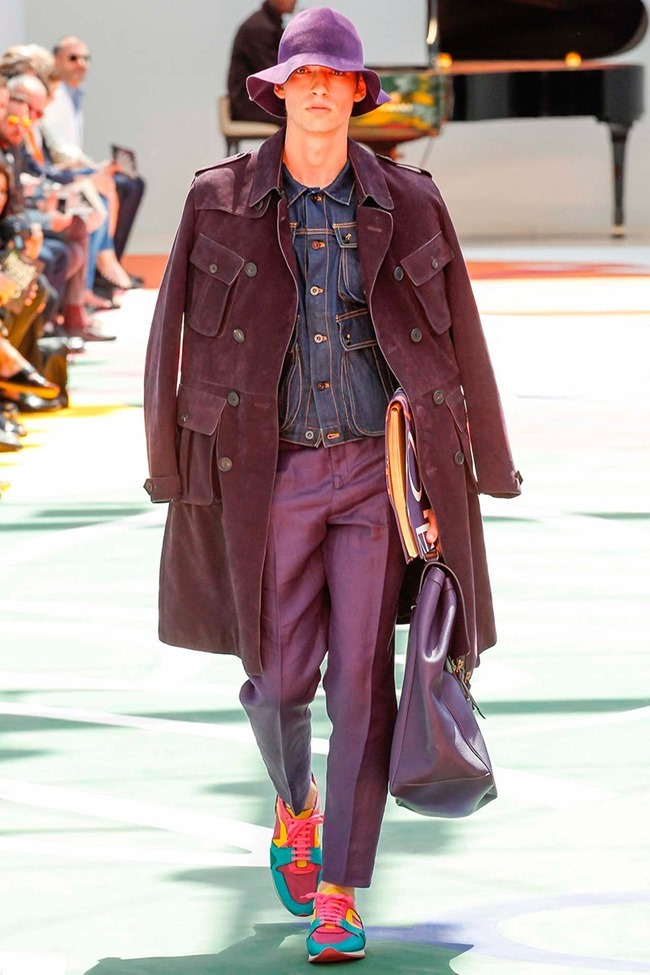 LONDON COLLECTIONS MEN Burberry Prorsum Spring 2015. www.imageamplified.com, Image Amplified (1)