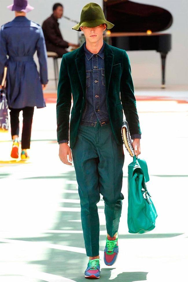 LONDON COLLECTIONS MEN Burberry Prorsum Spring 2015. www.imageamplified.com, Image Amplified (7)