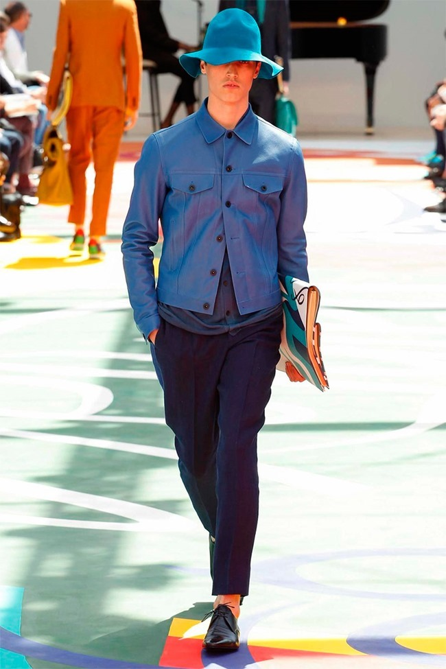 LONDON COLLECTIONS MEN Burberry Prorsum Spring 2015. www.imageamplified.com, Image Amplified (32)