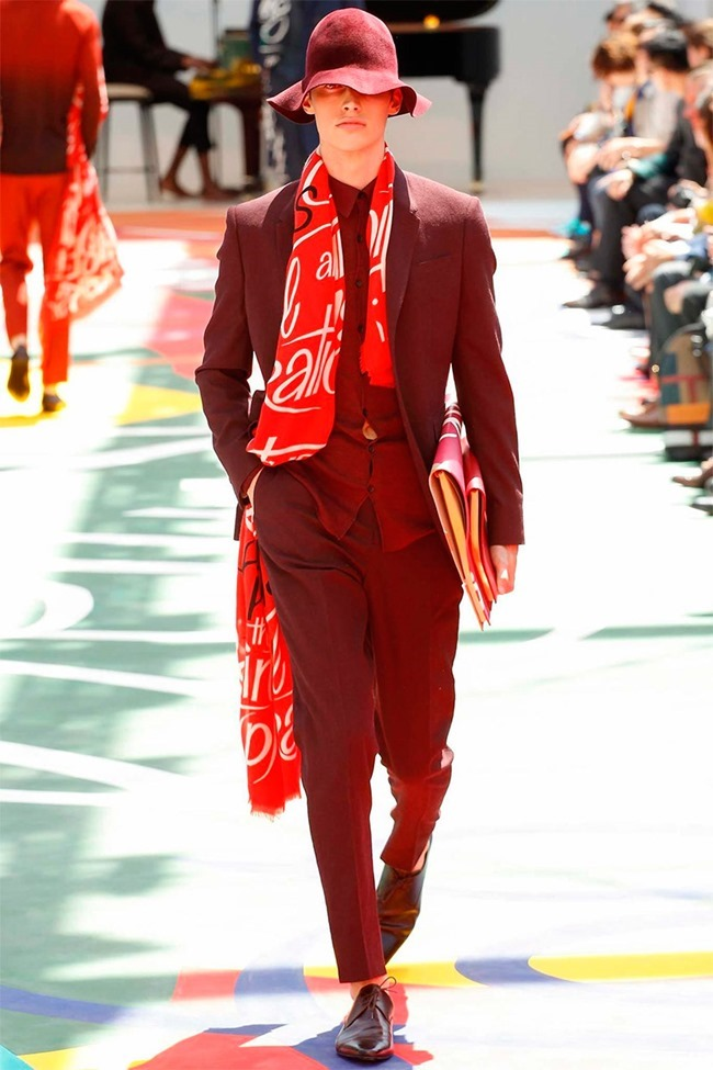 LONDON COLLECTIONS MEN Burberry Prorsum Spring 2015. www.imageamplified.com, Image Amplified (39)