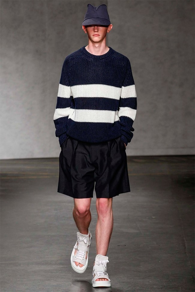 LONDON COLLECTIONS MEN E. Tautz Spring 2015. www.imageamplified.com, Image Amplified (4)