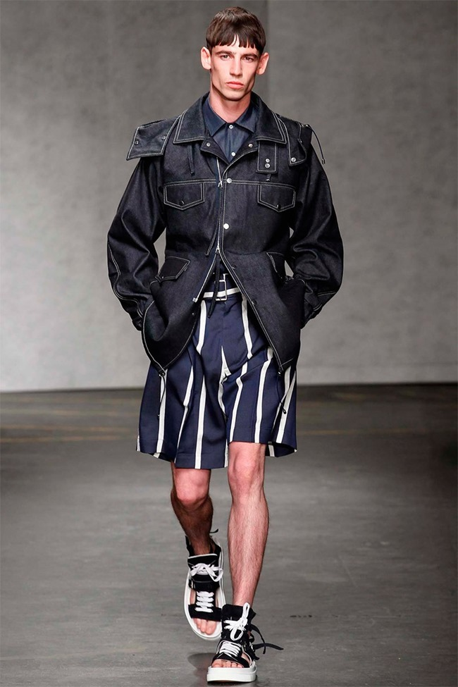 LONDON COLLECTIONS MEN E. Tautz Spring 2015. www.imageamplified.com, Image Amplified (6)