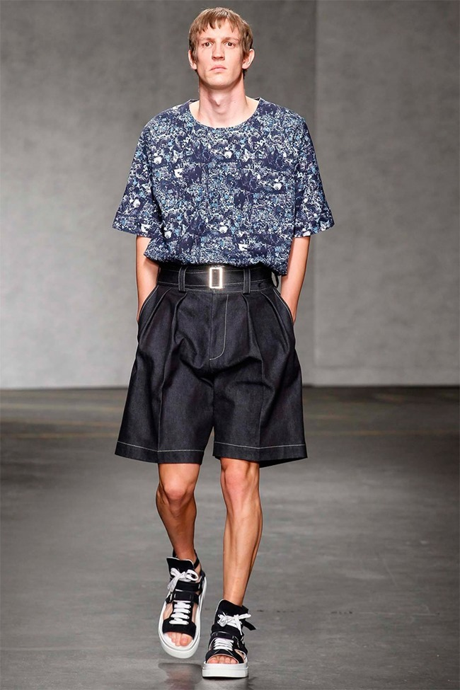 LONDON COLLECTIONS MEN E. Tautz Spring 2015. www.imageamplified.com, Image Amplified (9)