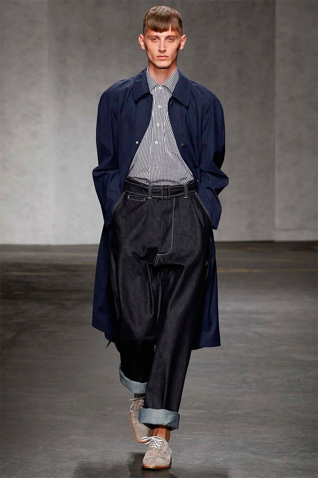 LONDON COLLECTIONS MEN E. Tautz Spring 2015. www.imageamplified.com, Image Amplified (11)