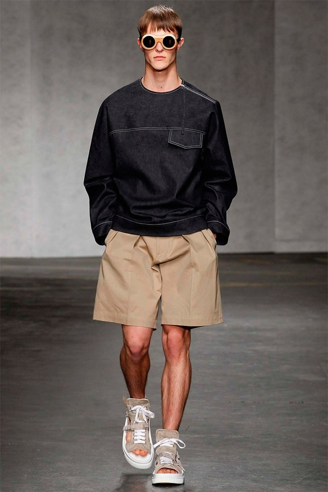 LONDON COLLECTIONS MEN E. Tautz Spring 2015. www.imageamplified.com, Image Amplified (12)