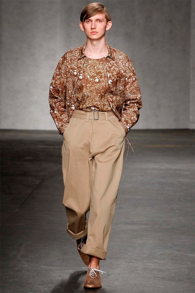 LONDON COLLECTIONS MEN E. Tautz Spring 2015. www.imageamplified.com, Image Amplified (16)