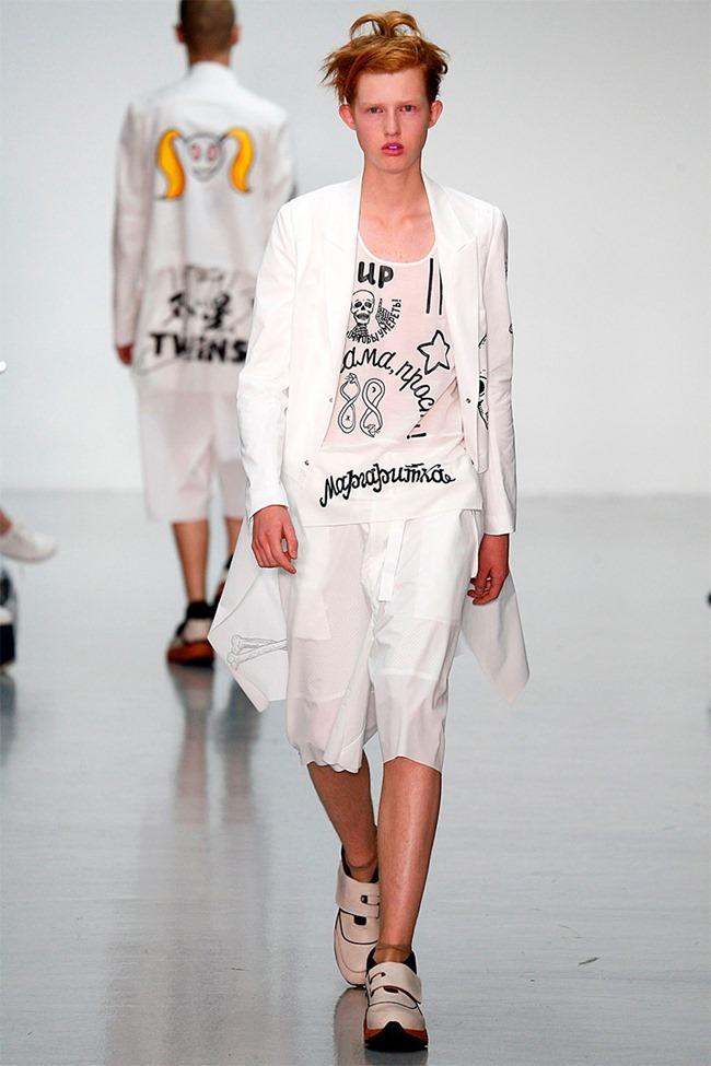 LONDON COLLECTIONS MEN Sankuanz Spring 2015. www.imageamplified.com, Image Amplified (3)