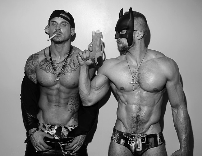 HOMOTOGRAPHY Char DeFrancesco & Chris Marchant in Grind n' Roll by Marco Ovando. Summer 2014, www.imageampilfied.com, Image Amplified (7)