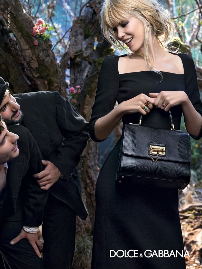 CAMPAIGN Dolce & Gabbana Fall 2014 by Domenico Dolce. www.imageamplified.com, Image Amplified (3)