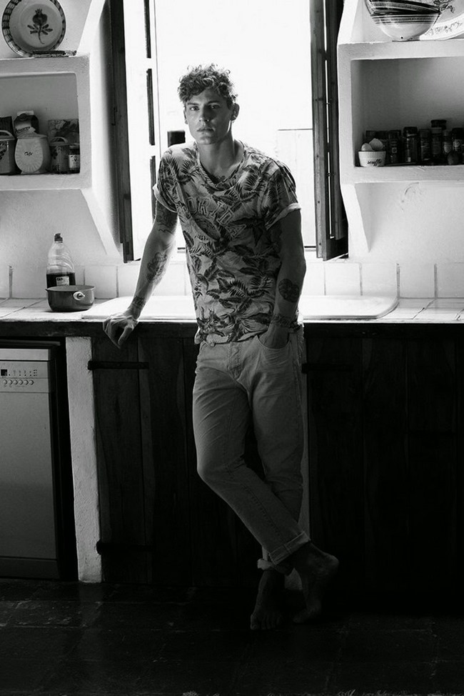 CAMPAIGN Mikkel Jensen for Scotch & Soda Spring 2014 by Philippe Vogelenzang. www.imageamplified.com, Image Amplified (2)