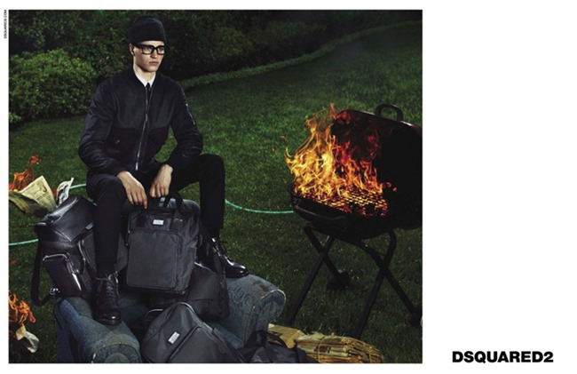 PREVIEW Arran Sly for Dsquared2 Fall 2014 by Mert & Marcus. www.imageamplified.com, Image amplified (1)