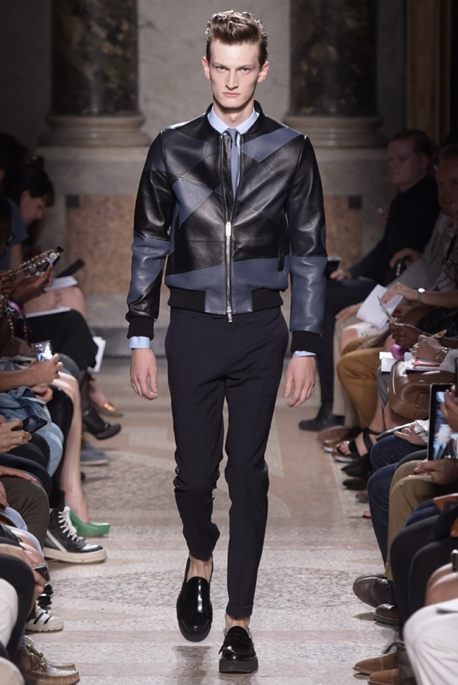 MILAN FASHION WEEK Les Hommes Spring 2015. www.imageamplified.com, Image Amplified (2)