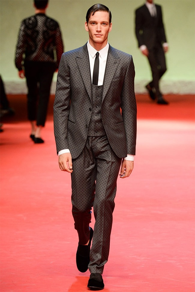 MILAN FASHION WEEK Dolce & Gabban Spring 2015. www.imageamplified.com, Image Amplified (56)