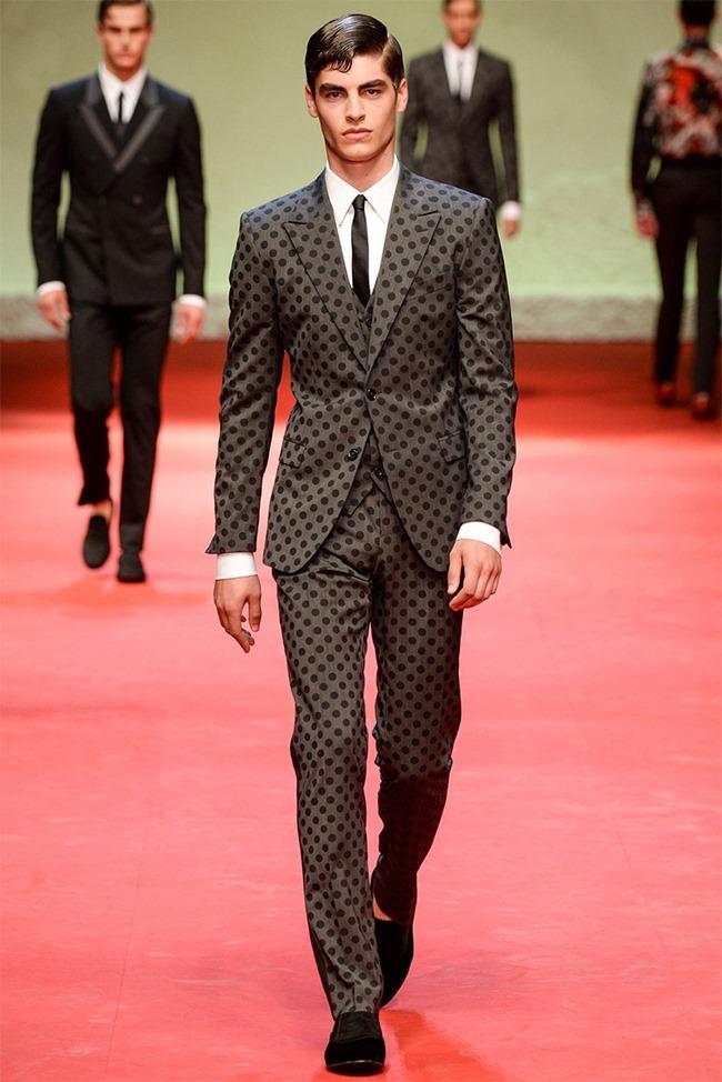 MILAN FASHION WEEK Dolce & Gabban Spring 2015. www.imageamplified.com, Image Amplified (58)