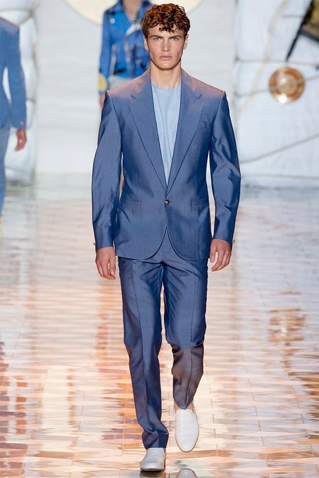 MILAN FASHION WEEK Versace Spring 2015. www.imageamplified.com, Image Amplified (28)