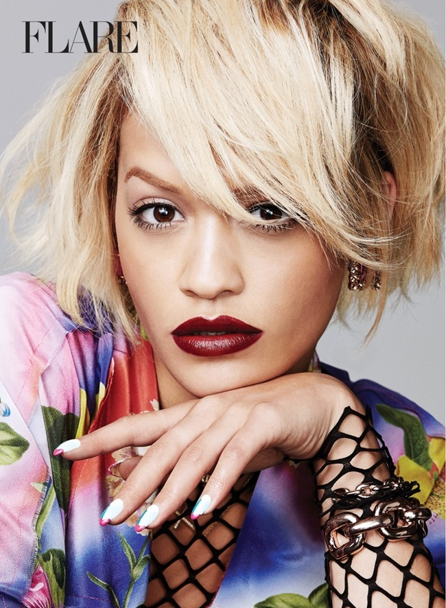 FASHION PHOTOGRAPHY Rita Ora for Flare Magazine, August 2014, www.imageamplified.com, Image Amplified (3)
