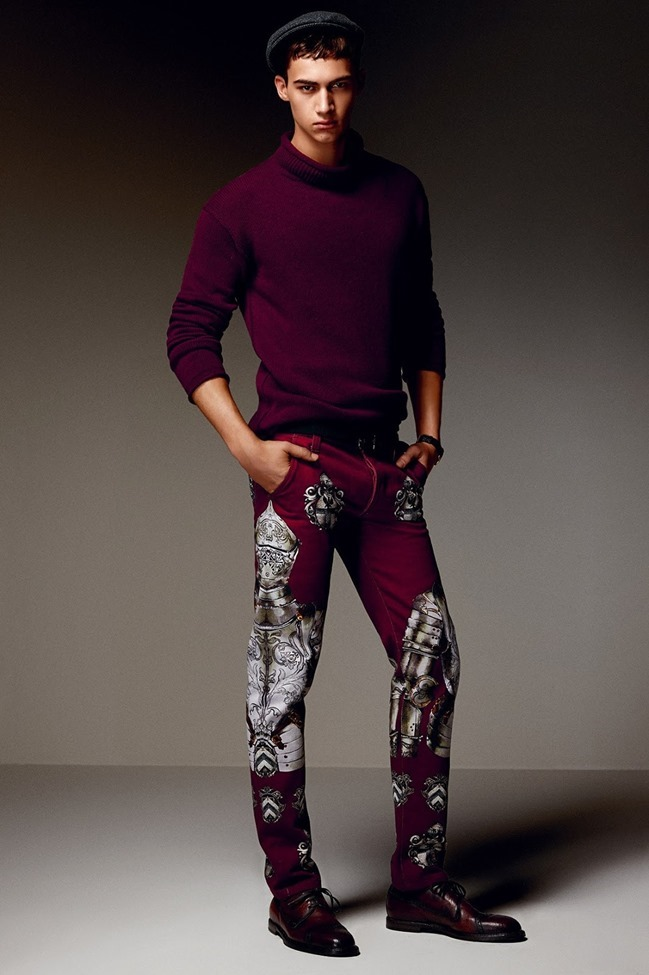 LOOKBOOK Dolce & Gabbana Fall 2014. www.imageamplified.com, Image Amplified (16)